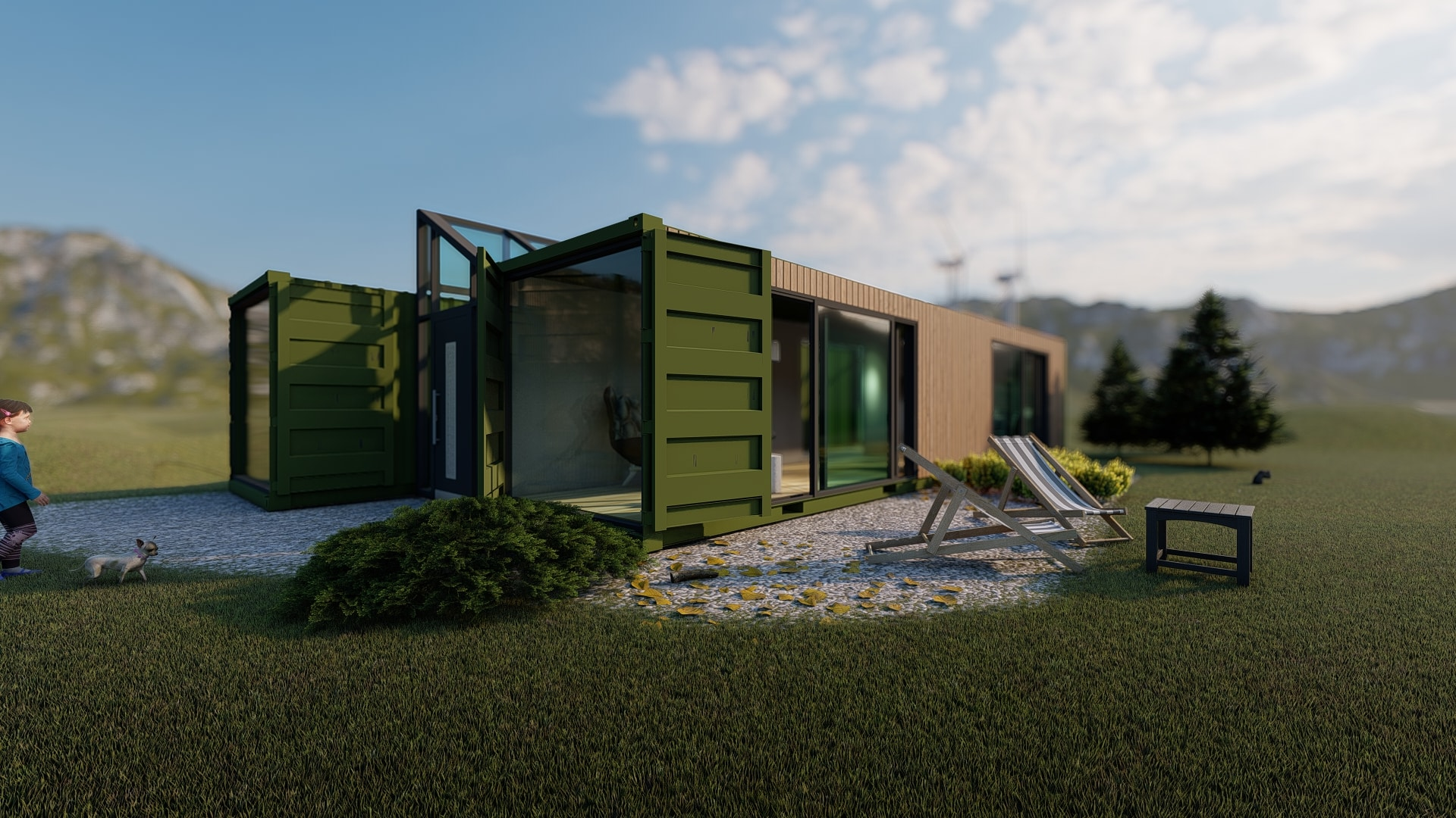 Container Haus CH2+